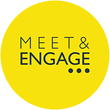 meet engage logo